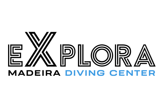 New Logo Explora Madeira Diving Center